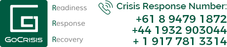 Crisis and Emergency Management Logo